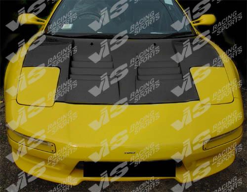 ViS GT Sport Carbon Fiber Hood